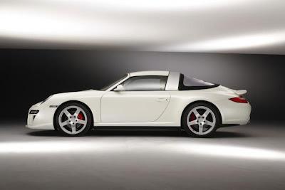 2010 Ruf Porsche 911 Targa Roadster